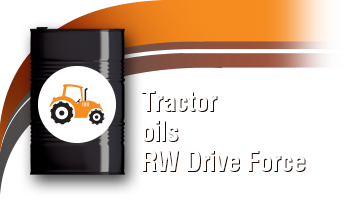 Tractor oils: RW Drive Force